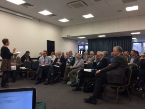 TWSW organised a South Western Franchise Meeting with the DfT in Salisbury